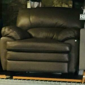 Top Grain Leather Arm Chair Brand new