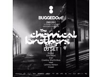 Chemical Brothers, 2 tickets, Sat 2 Dec, Printworks, London, £130