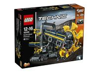 LEGO 42055 Technic Bucket Wheel Excavator Building Set NEW SEALED
