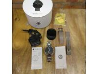 Motorola Moto 360 Android Smart Watch