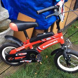 """12"""" tyre boy bike"""