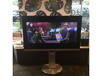 BANG AND OLUFSEN BEOVISION 7 32INCHES WITH BEOLAB 7.1 AND BEO4 REMOTE CONT. PLEASE CALL 07707119599