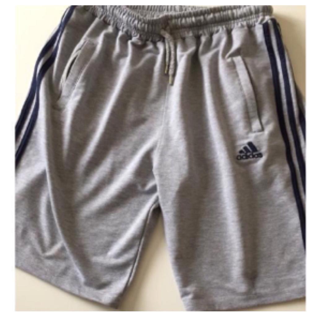 Adidas Shorts Grey Xl smoke free home vgc collection millbrook