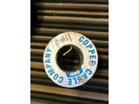 10mm earth cable 50M Gas Water bond etc)
