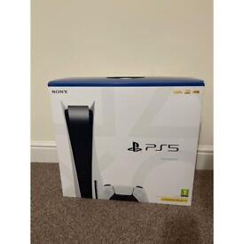 PS5 (Sony Playstation 5)