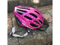 Girl's cycling helmet