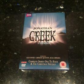 Jonathan Creek Boxset