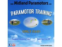 Paramotor Training Course