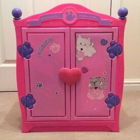 Build-a-bear Wardrobe and Selection of Clothing. Collection Only