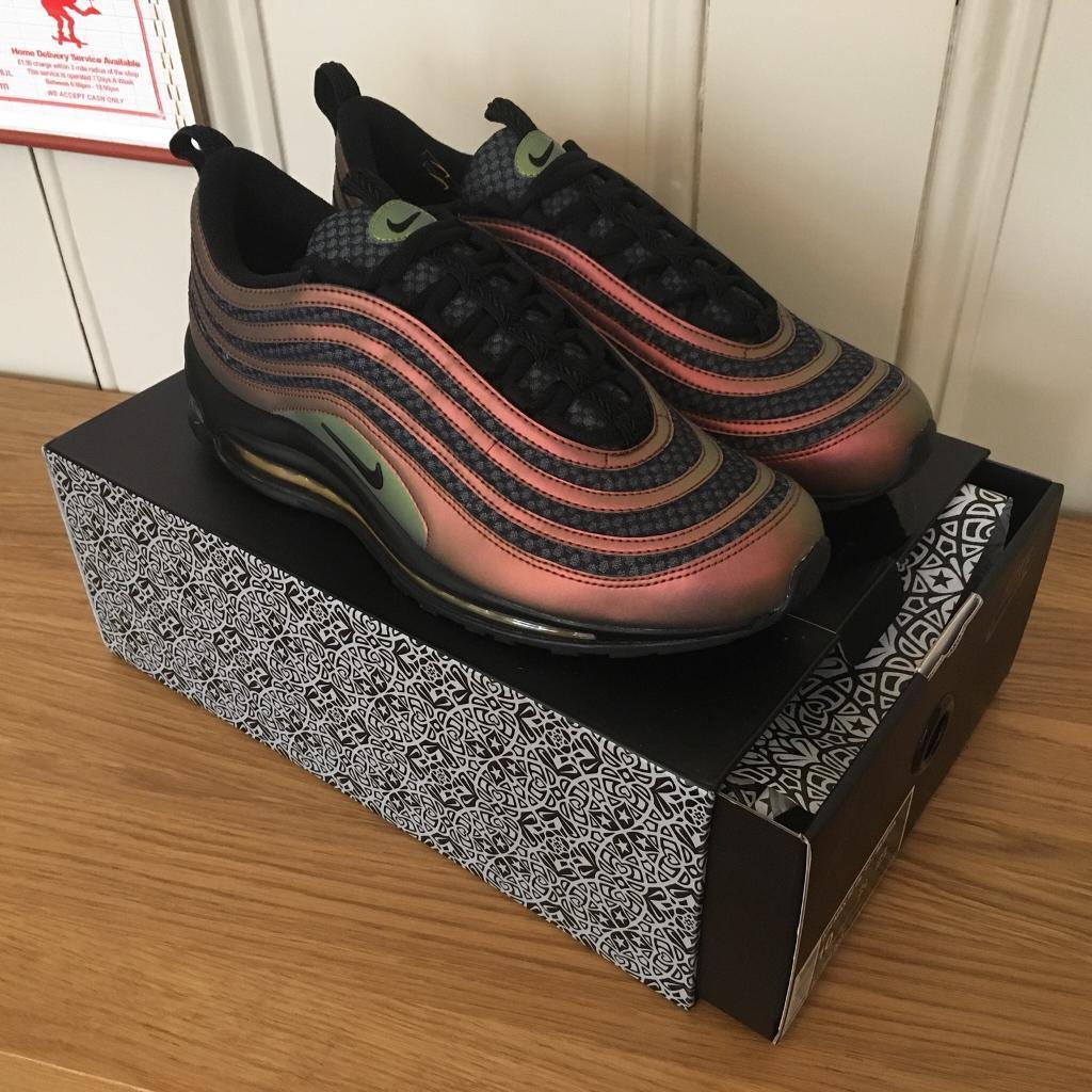 Skepta x Nike Air Max 97 Ultra SK Sizes UK 9