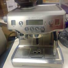 Breville Oracle Coffee Machine with Automatic Grinder (BES980) Subiaco Subiaco Area Preview