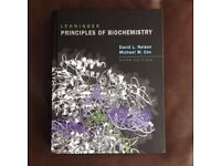 Pharmacy Textbook, Principles of biochemistry by David L. Nelson and Michael M. Cox, Fifth Edition