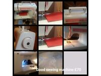 Sewing machine for sell.