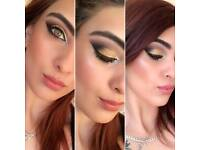 Professional Bridal & Party Makeup Artist & Hairstylist