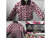 Girl's Barbour Jacket