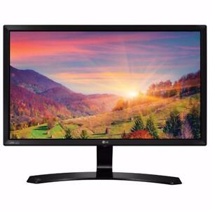 Moniteur LG (24MP58VQ-P) DEL IPS 5 ms 60 Hz de 24 po @ 105$