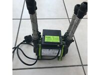 SLAMANDER SHOWER PUMP CT75+XTRA