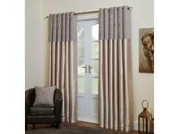 Curtains as new