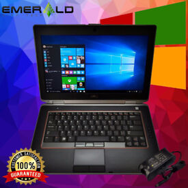 DELL LATITUDE E6420 LAPTOP – WiFi, WEBCAM, Windows 10, Anti-Virus. Christmas present!