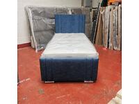 Boys Navy Blue Single Bed