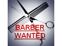 Barber Needed Full Time - Part Time