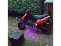 Gilera 50cc very fast read the add