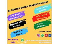 Learn Quran and Computer online