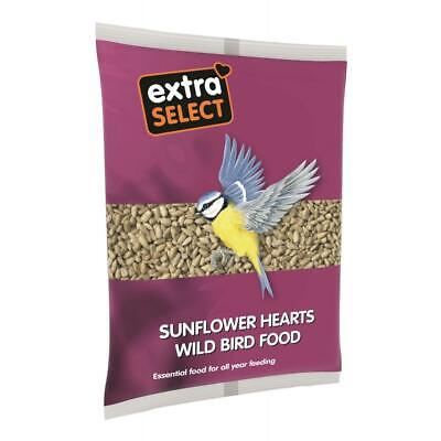 Extra Select Sunflower Hearts 1 Kg