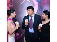 Bollywood singer and dj