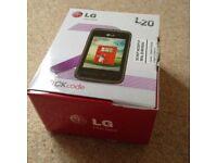 Brand new LG Smartphone