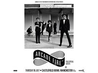 Arcade Fire Tickets | Castlefield Bowl Manchester | 6th July 2017
