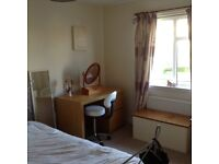 Double room in home in Inverurie for let. Available 1st October.