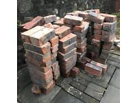 Free Victorian red bricks.