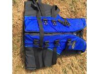 Life jacket, buoyancy aid