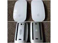 2 x Apple magic mouse