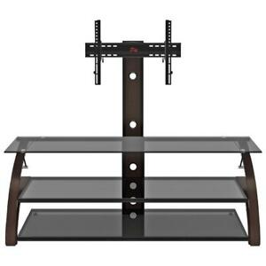 """NEW Z-Line Designs Baltic 3-in-1 TV Stand for 36"""" - 72"""" TVs - Espresso"""
