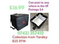 Large insulated hot food bag