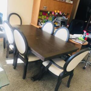 Marquis 7 piece Dining Set