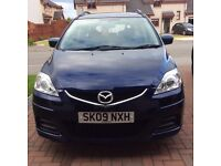 Mazda 5 sliding back doors 2009 7 seater Immaculate Price reduced from £5000 - £4500