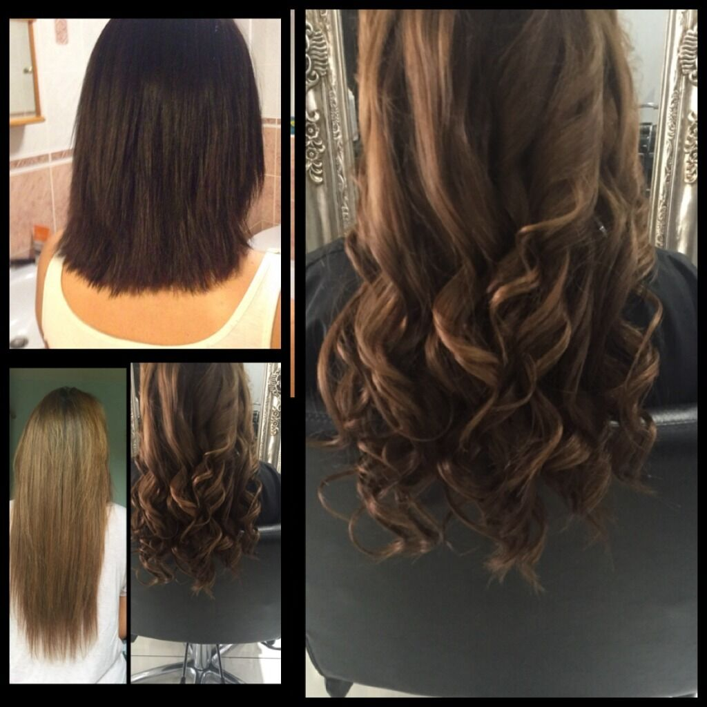 Mobile Micro Ring Hair Extensions Kent 24