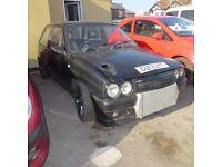 "1989 VAUXHALL NOVA ""TURBO"" PROJECT TRACK CAR"