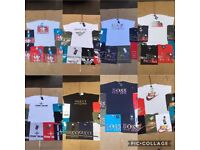 ( OSCARS ) T SHIRTS SHORTS TRACKSUITS BELTS AVAILABLE WHOLESALE