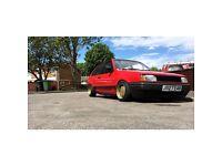 Mk2f polo coupe cl