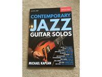 Jazz Guitar Solos Chord Book