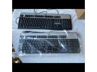 FREE- Hewlett Packard PS/2 Keyboards