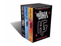 The Hunger Games Box Set (trilogy)