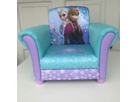 Brand New Children's Frozen Upholstered Chair