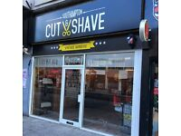 Full or part time experienced barber required at City Centre shop
