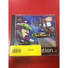 Jet Rider 2 PS1
