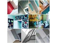 GENUINE WORK WANTED , painting, handyman, bar, sales, office, flatpack